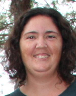 Retrato de Helena Teixeira
