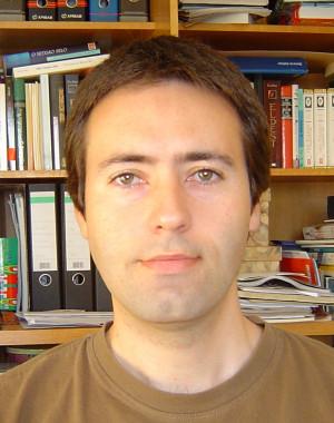 Retrato de Miguel Correia