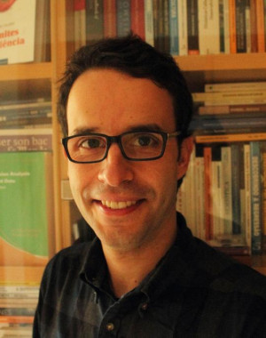 Retrato de Jorge Graça