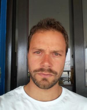Retrato de Nuno Sales Henriques