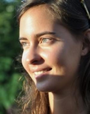 Retrato de Catarina C. Santos
